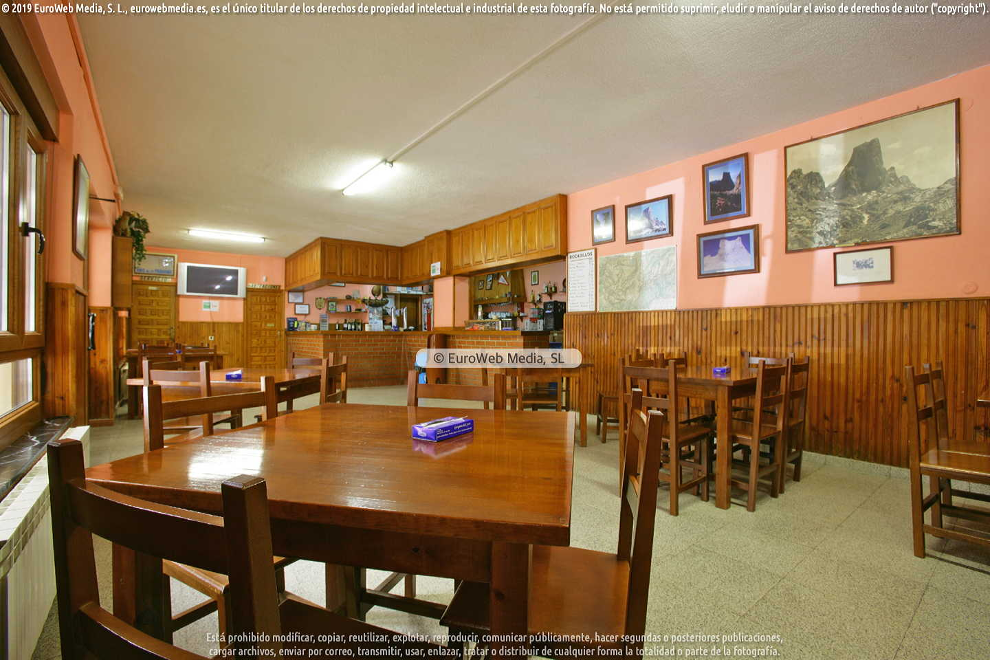 Hotel Garganta del Cares - Bar